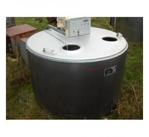 650 L tank refrigerant