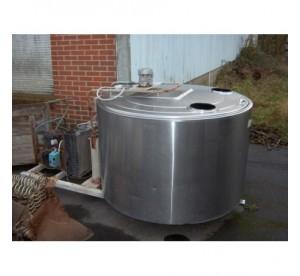 800 L tank refrigerant