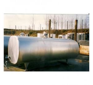 tank à lait 3500L