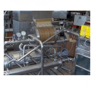 plate forme d'ultra filtration
