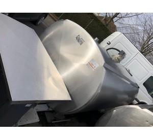 Tank a lait 3500l alfa laval