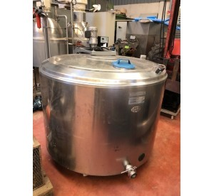 tank a lait Prominox 1070l