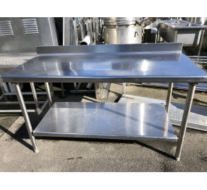 Table inox 160X70