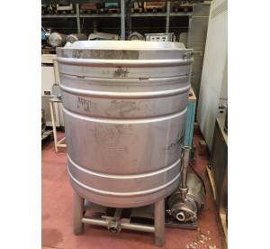 Container inox 1000L