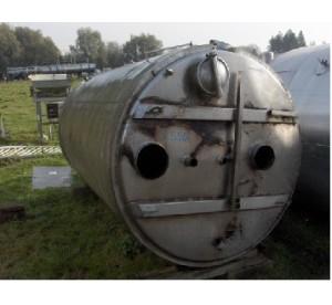 cuve inox 7 000L isolée (N°...