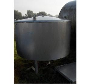 3 500 L Cuve isolée APV (N°...