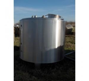 cuve inox 4500L isolée (N°...