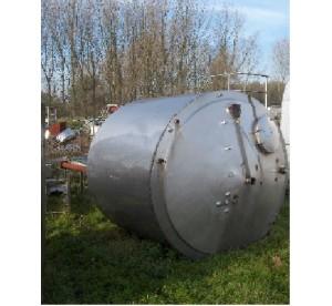 cuve inox isolée 5000L ref...