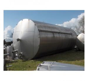 silo inox environ 50m3
