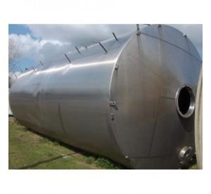 silo inox pour sucre 64 M3